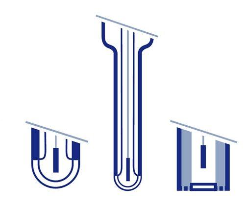标准尺寸电 极、微量电极以及表面电极