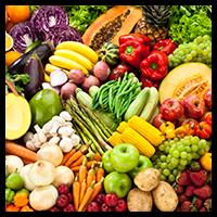 Pomiar pH owoców i warzyw