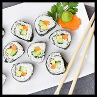 Pomiar pH ryżu do sushi