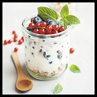 Pomiar pH jogurtu