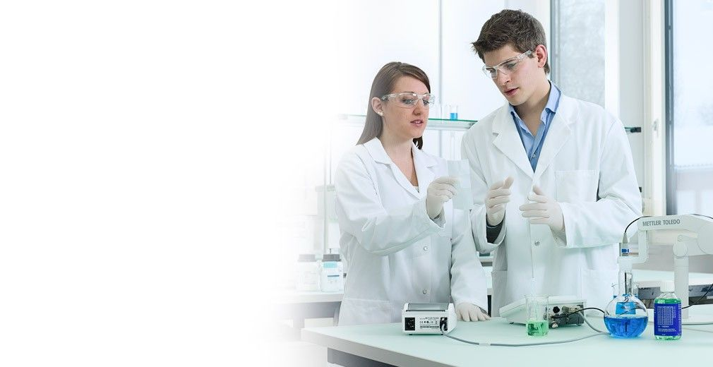 pH Competence and Support Centre voor laboratoriumanalyses