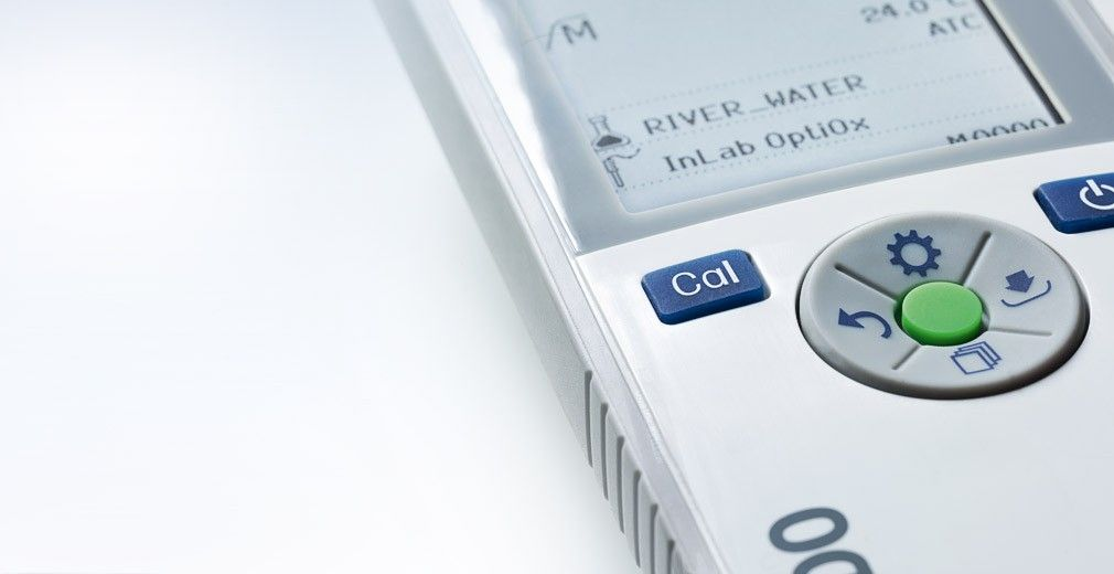 Intuitive Operation pH Meter