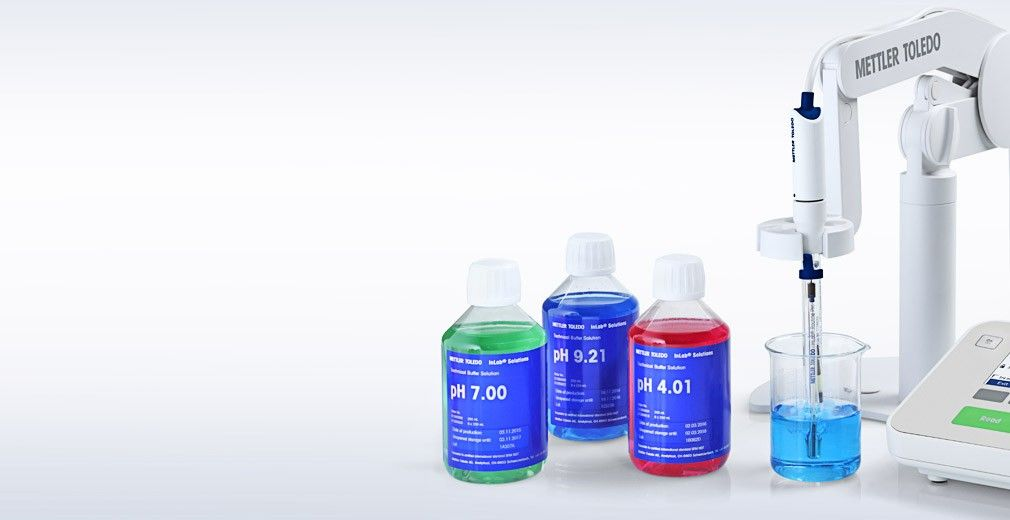 pH Buffer, Standard & Electrolyte