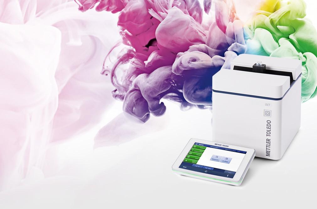 Instruments for UV VIS color measurements