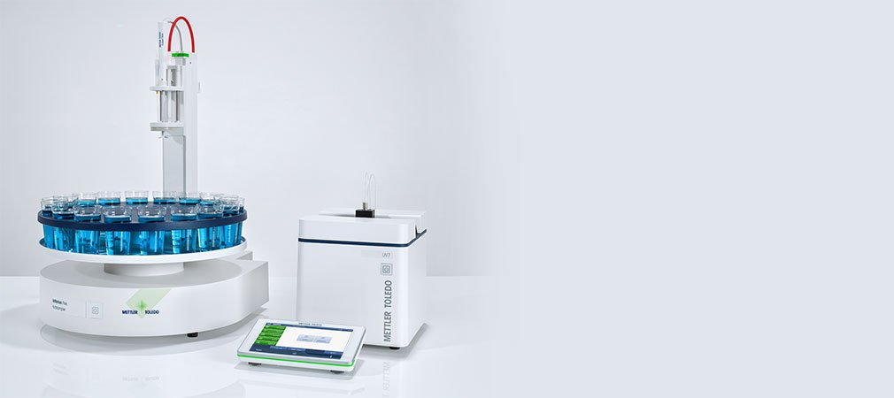 UV/VIS Spectrophotometer with InMotion Autosampler and Flow Cell
