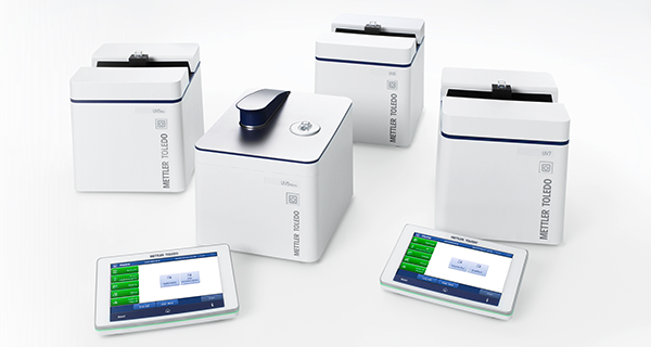 Spectrophotometer Family of METTLER TOLEDO