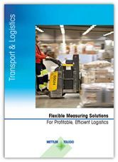 Flexible Measuring Solutions for Profitable, Efficient Logistics