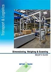 Dimensioning, Weighing & Scanning Buyer's Guide