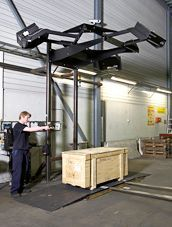 Dimensioning Systems for Measuring Size and Weight