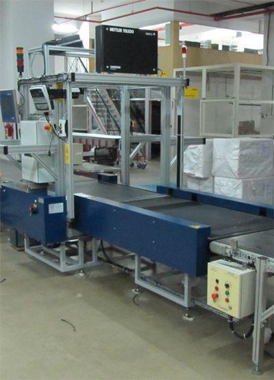 Blue Dart India Moves Towards Automation - METTLER TOLEDO