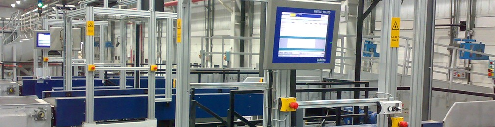 Dynamic Parcel Weighing and Scanning
