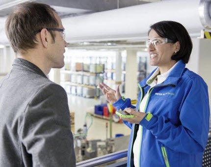 Mit Personalschulungen zu höherer Effizienz
