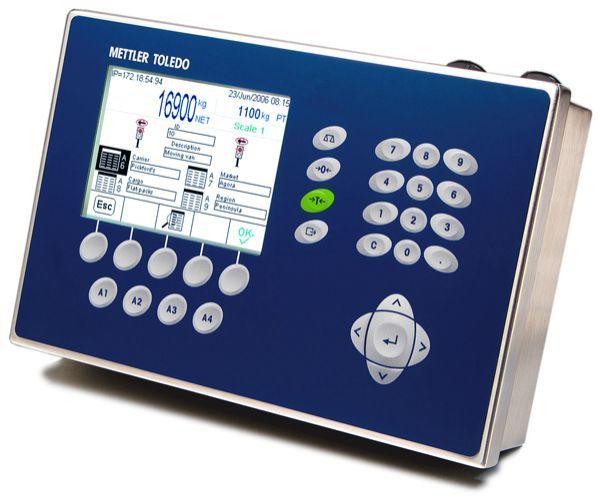 ind780 advanced weighing terminal overview mettler toledo rh mt com Toledo Indicator Mettler-Toledo Scale Display