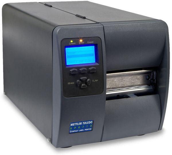 APR710 Compact Label Printer - Overview - METTLER TOLEDO