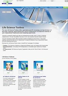 ライフサイエンスの研究、開発向けのベーシックガイド集