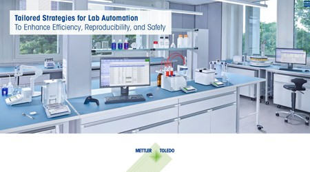 Improve efficiency and reproducibility through lab automation. Learn more about single and multiple sample automation solutions with the lab automation guide.
