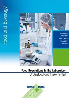 Food Regulations in the Laboratory