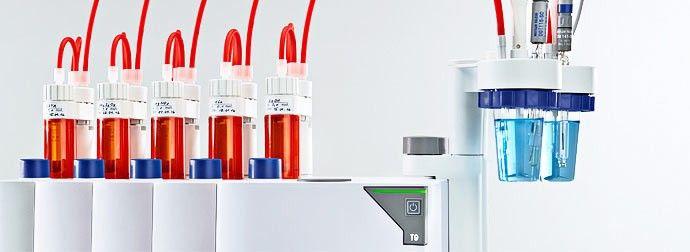 Automatic Titrator