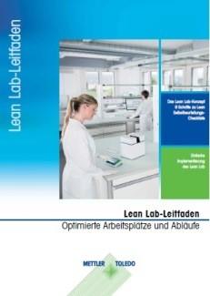 Neun Schritte zu Lean-Lab. Download des kostenlosen Leitfadens