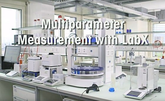 Automated multiparameter measurement