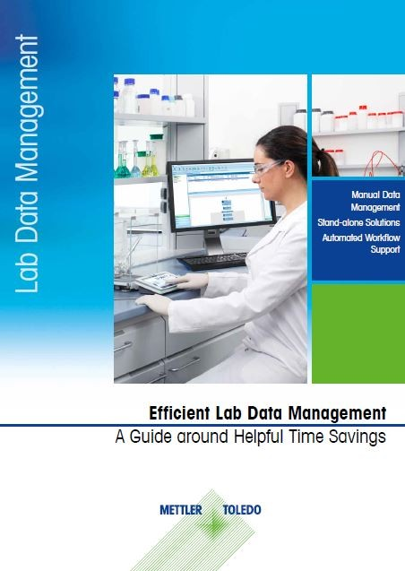Laboratory Data Management Guide