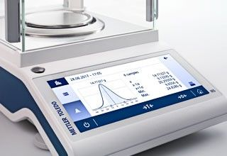 Precision Balances. User Interface