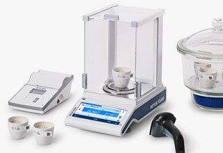 Analytical Balances. Weighing Applications