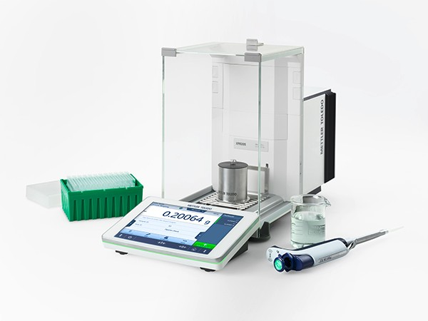 Analytical Balances - Applications - Pipette Calibration
