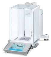 XA analytical lab balances and scales