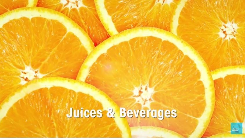 Beverages - Analysis of Juices and Carbonated Beverage with Density and Refractive Index Measurement