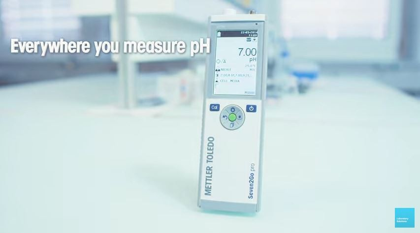 The New Seven2Go Portables – Everywhere You Measure pH