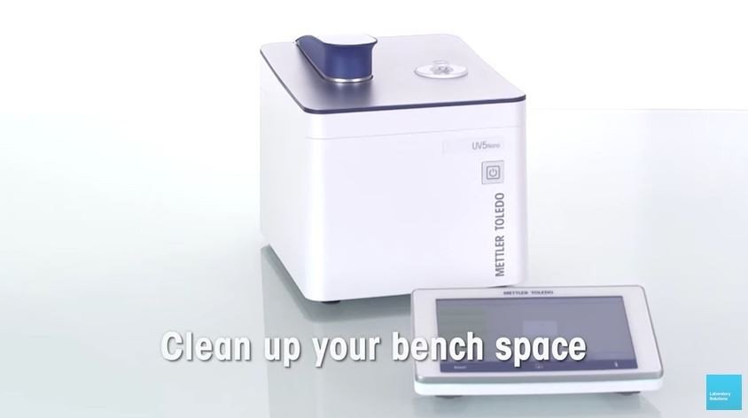 UV/VIS Spectrophotometers from METTLER TOLEDO