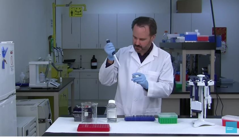 Exact Dispensing - Good Pipetting Technique