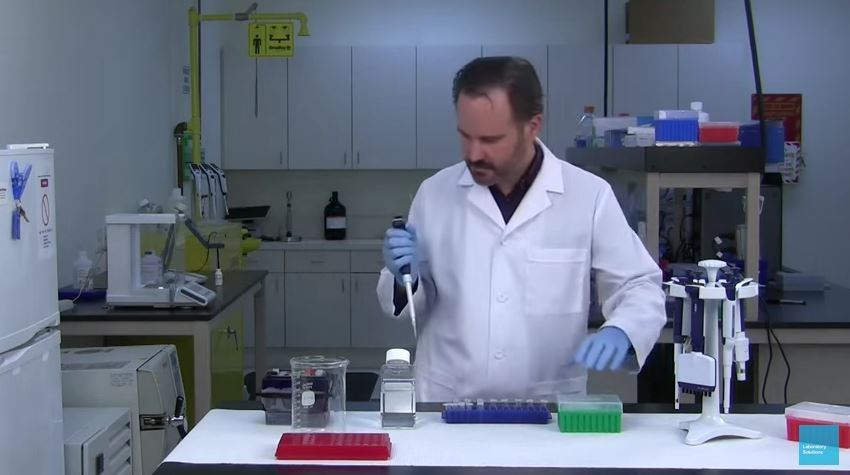 Volume Setting - Good Pipetting Technique