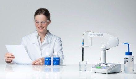 Étalonner ses instruments de mesure du pH