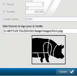 logiciel étiquetage