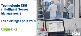 Technologie ISM (Intelligent Sensor Management)