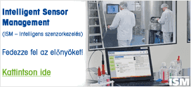 Intelligent Sensor Management (ISM – Intelligens szenzorkezelés)