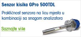 Senzor kisika GPro 500TDL