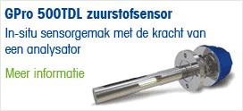 GPro 500TDL zuurstofsensor