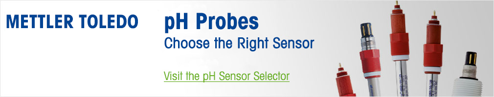 pH Probes Choose the Right Sensor