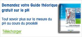 Demandez votre Guide théorique gratuit sur le pH