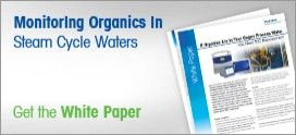 TOC Analyzer - Monitoring Total Organic Carbon White Paper