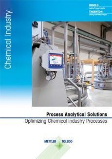 Process Analytical Solutions - Optimizing Chemical Industry Processes