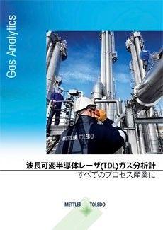 ガス分析カタログ(日本語版)