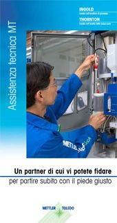 Brochure sull'assistenza per l'analitica di processo