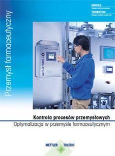 Rozwiązania dotyczące analityki procesowej – optymalizacja procesów farmaceutycznych