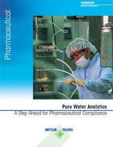 Pure Water Analytics A Step Ahead for Pharmaceutical Compliance