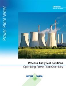 Оптимизация химических процессов на электростанциях