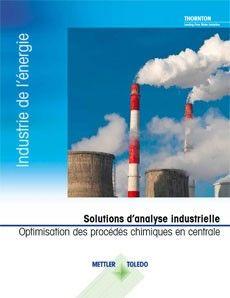 Optimiser vos cycles chimiques en centrale électrique